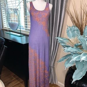 Tommy Bahama maxi summer dress